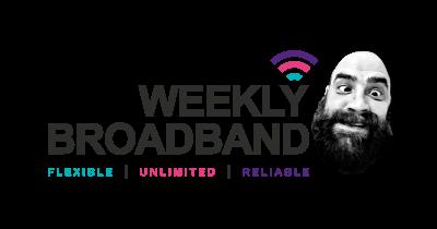 Weekly broadband for no credit check, no contract pay as you go broadband